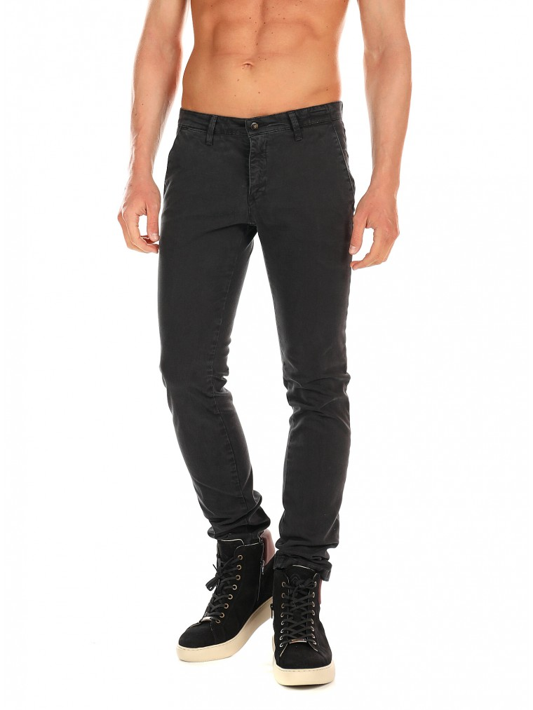 Four.ten Pants-Black