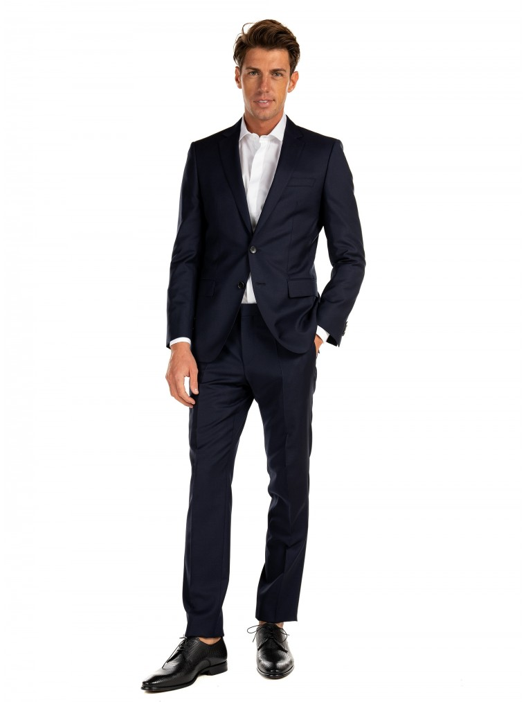 Boss Suit Huge6/ Genius5-Dark Blue