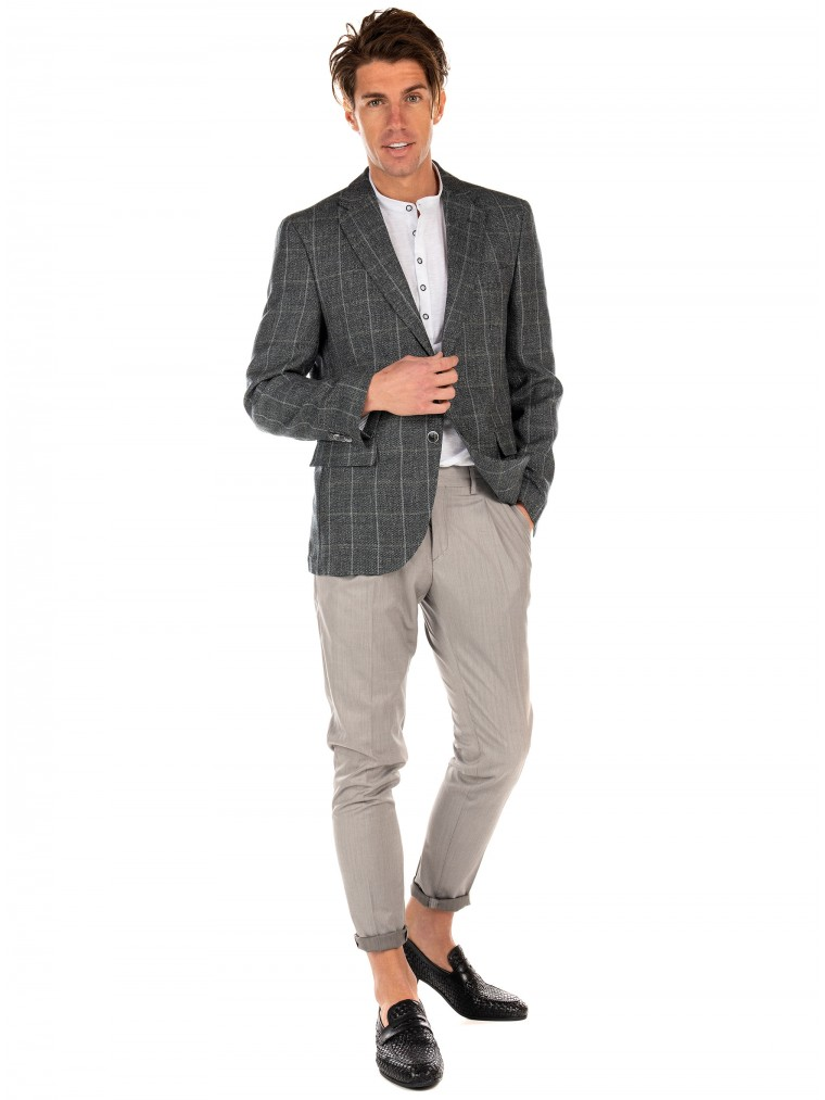 Boss Blazer Jawen-Grey