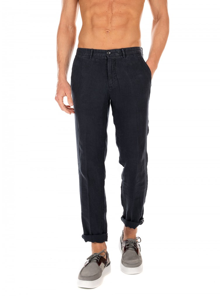 Boss Pants Crigan 3-D-Blue