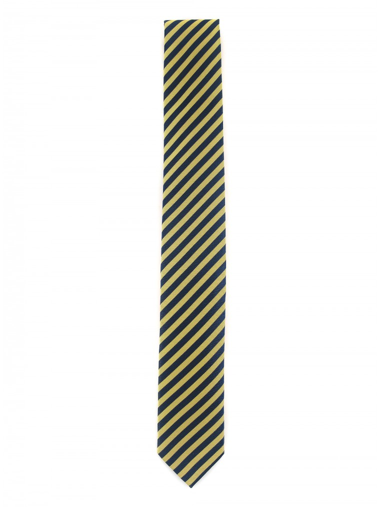 Hugo Tie-Yellow