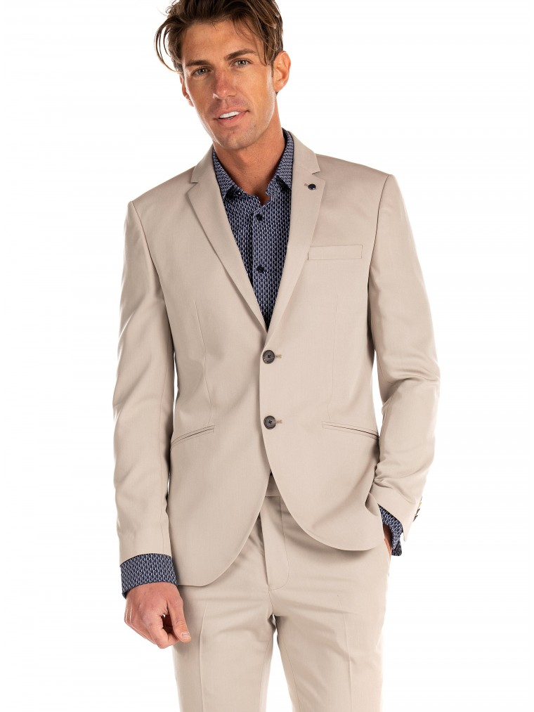 Premium by Jack & Jones Blazer Vincent-Light Beige