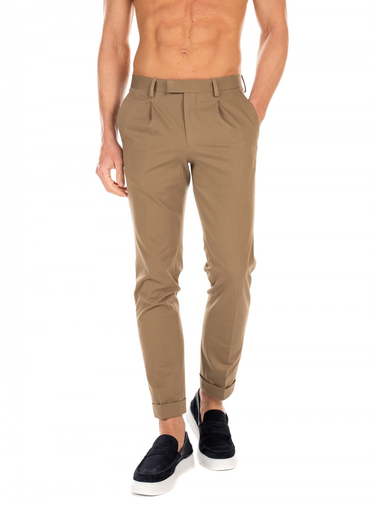 Selected Pants Frankie Flex-Beige