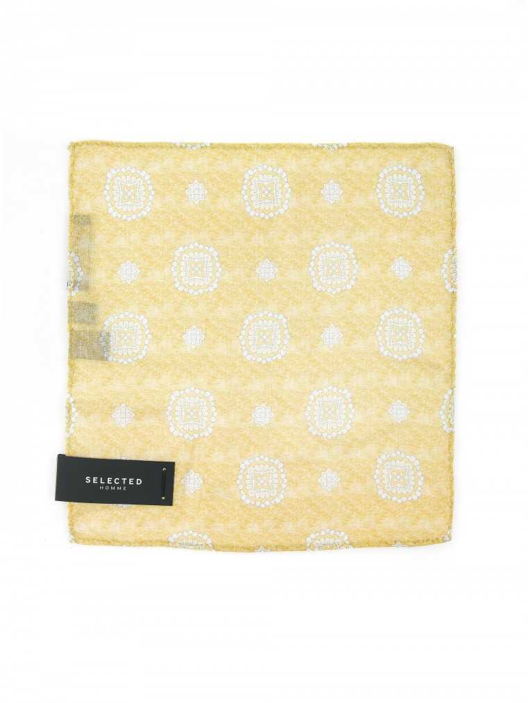 Selected Handkerchief Malek-Yellow