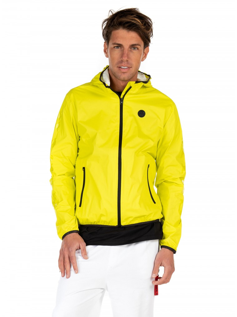 North Sails Jacket Tivara-Yellow