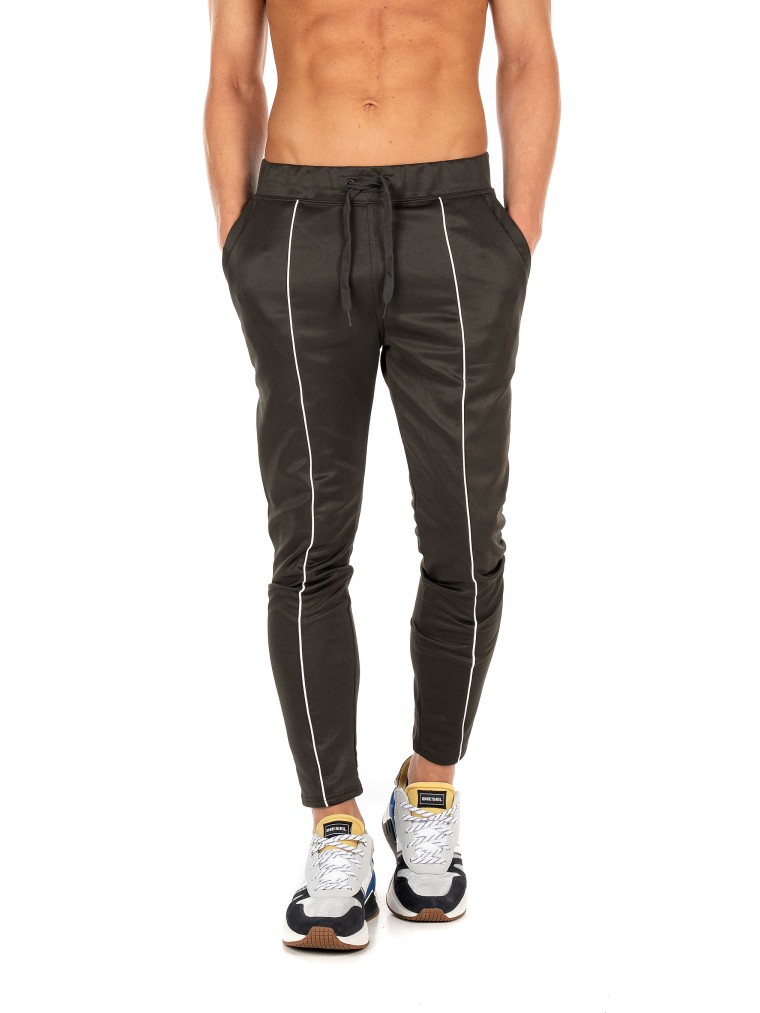 G-Star Lanc Slim Tapered Sweat Pants-Black