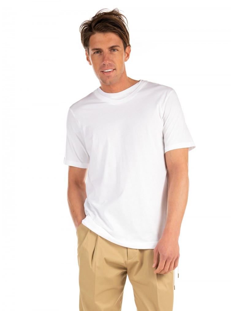 Diesel T-Shirt T-Husty-White