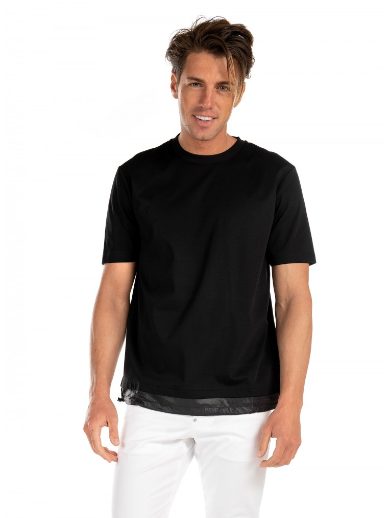 Diesel T-Shirt T-Husty-Black