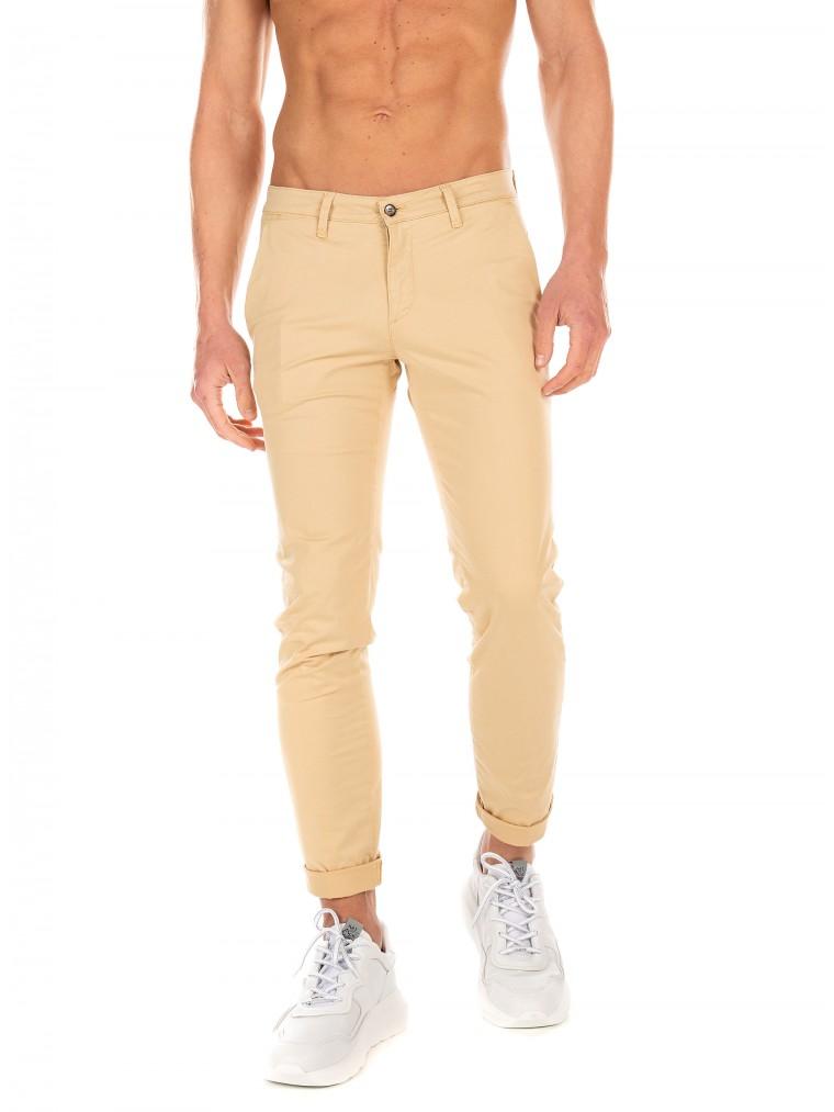 Four.ten Pants-Beige