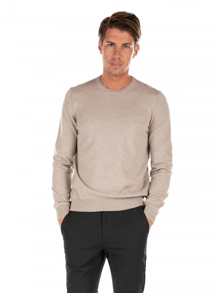 Boss Knit Botto-L-Beige
