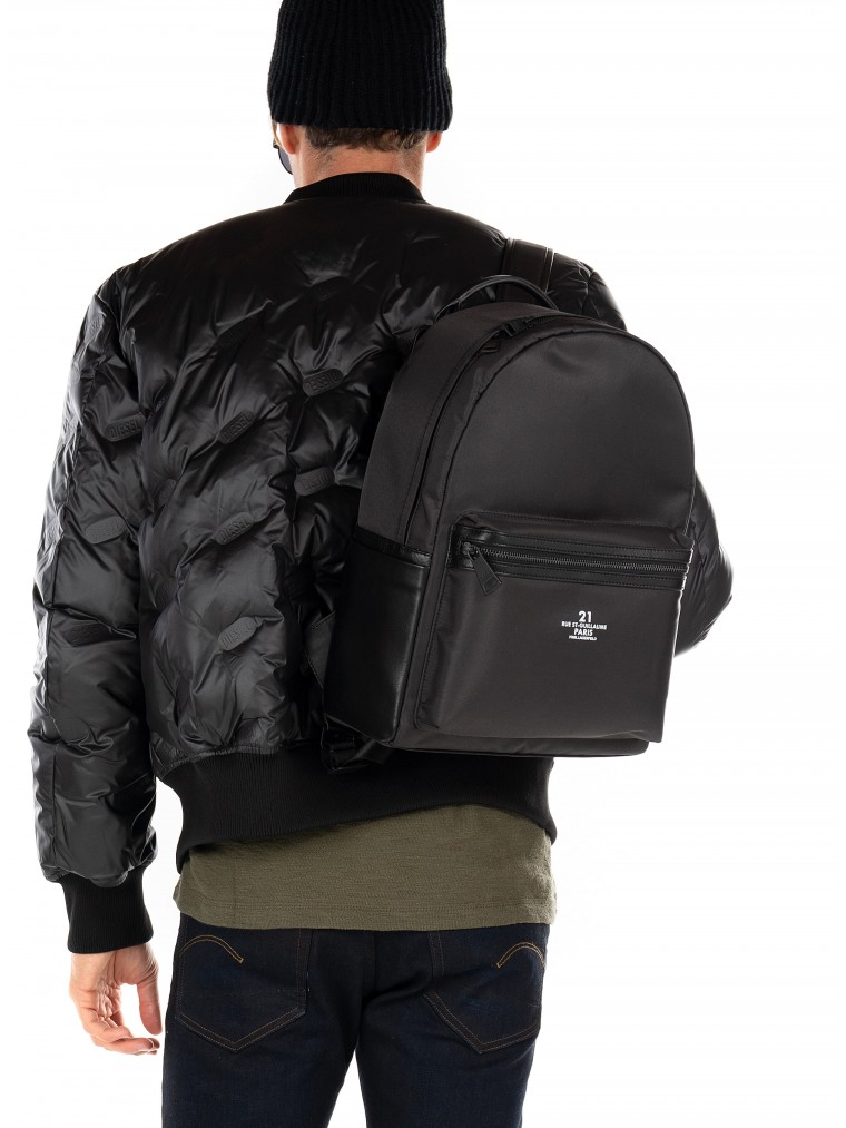 Karl Lagerfeld Backpack-Black