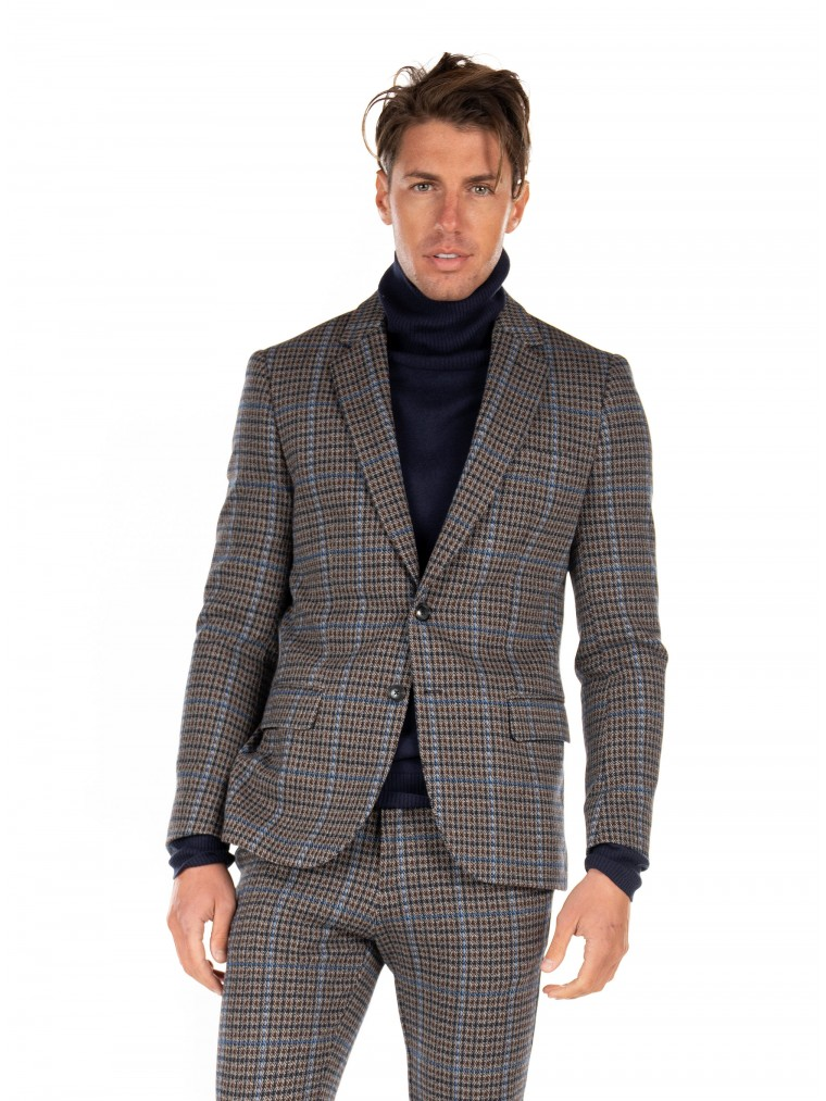 Scotch & Soda Blazer-Tartan