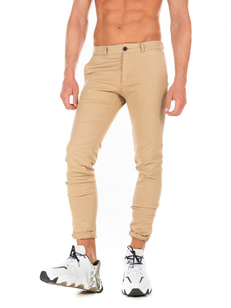 Scotch & Soda Pants Mott-Beige
