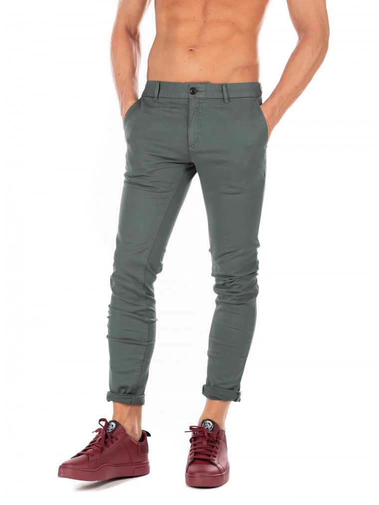 Scotch & Soda Pants Mott-Dark Green