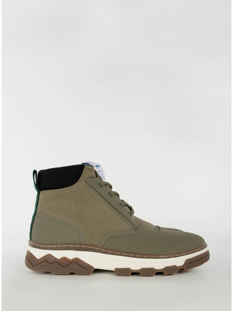 Scotch & Soda Ankle Boots Abbasi-Olive
