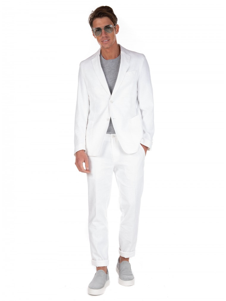 Boss Suit Hanry4-W/Stanino17-W-White