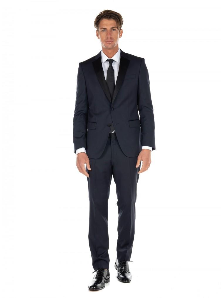 Boss Suit-Dark Blue