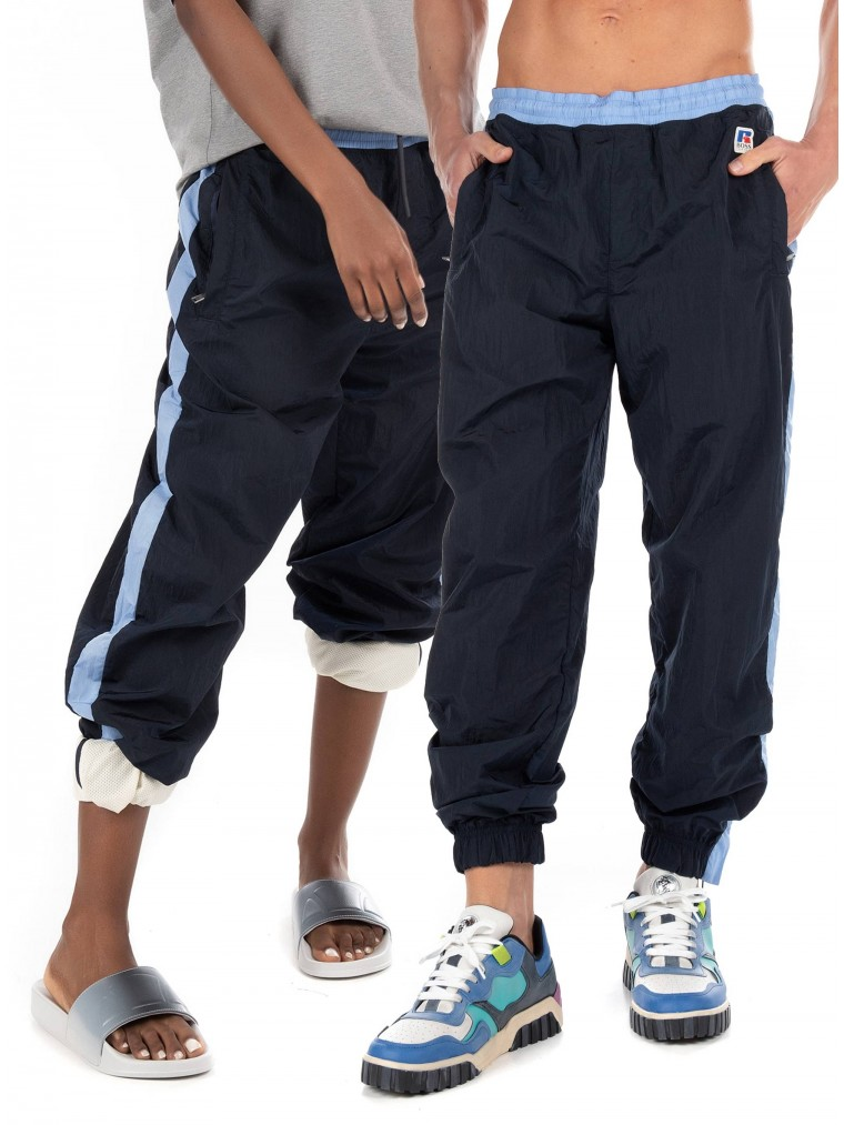 BOSSxRussellAthletic Unisex Track Pants Janyl_RA-Blue