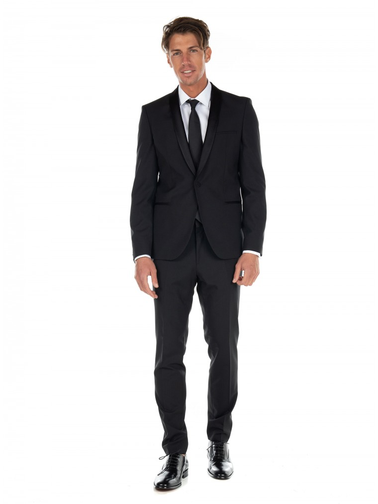 Hugo Dinner Suit-Black