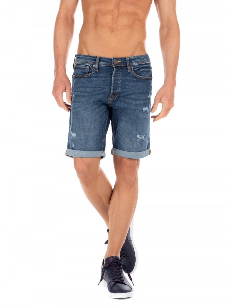 Jack & Jones Shorts Rick-Dark Aged Denim