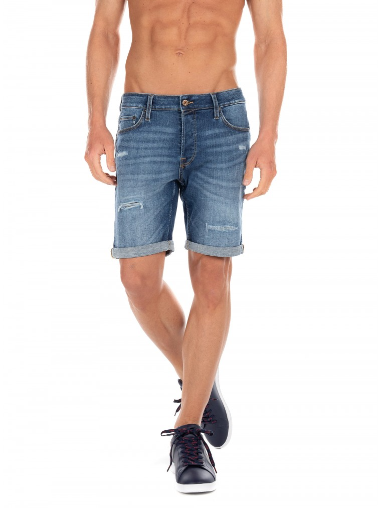 Jack & Jones Shorts Rick-Medium Aged Denim