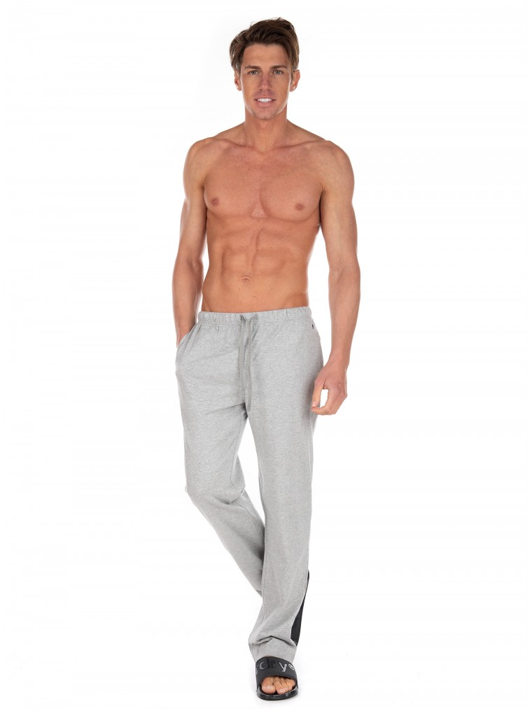 Polo Ralph Lauren Pyjama Pants-Light Grey Melange