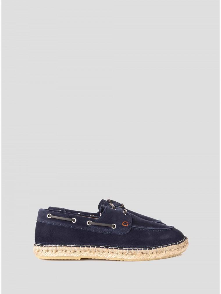 Per La Moda Shoes Wins-Blue