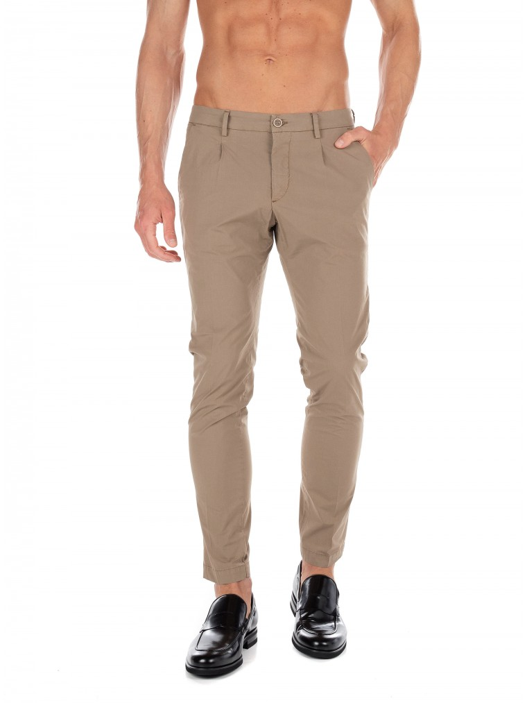 Paul MIRANTA Pants-Light Brown