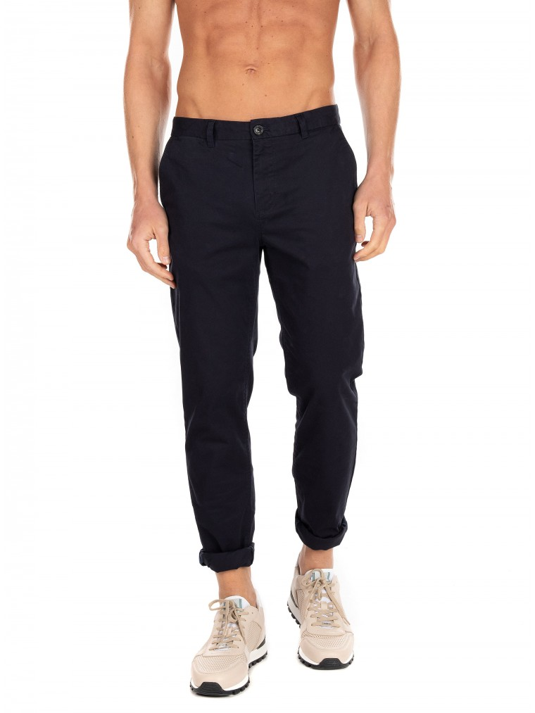 Scotch & Soda Pants Stuart-Black