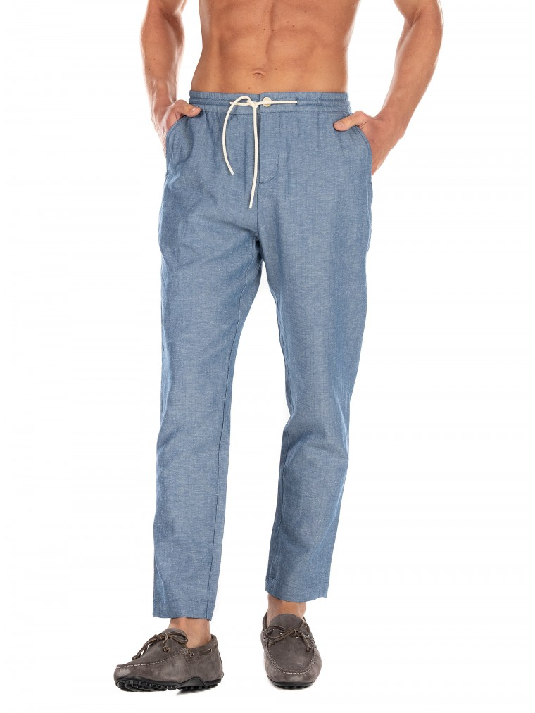 Scotch & Soda Pants Fave-Grey