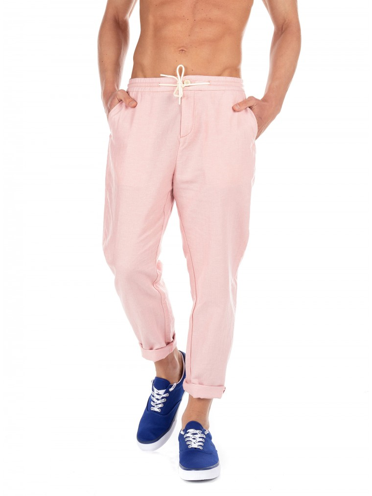 Scotch & Soda Pants Fave-Pink