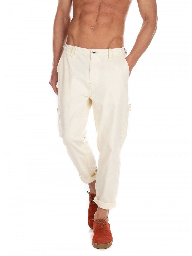 Scotch & Soda Pants Fave-Off White