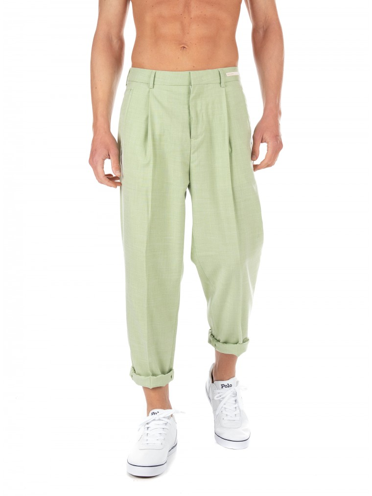 Scotch & Soda Pants-Aquamarine
