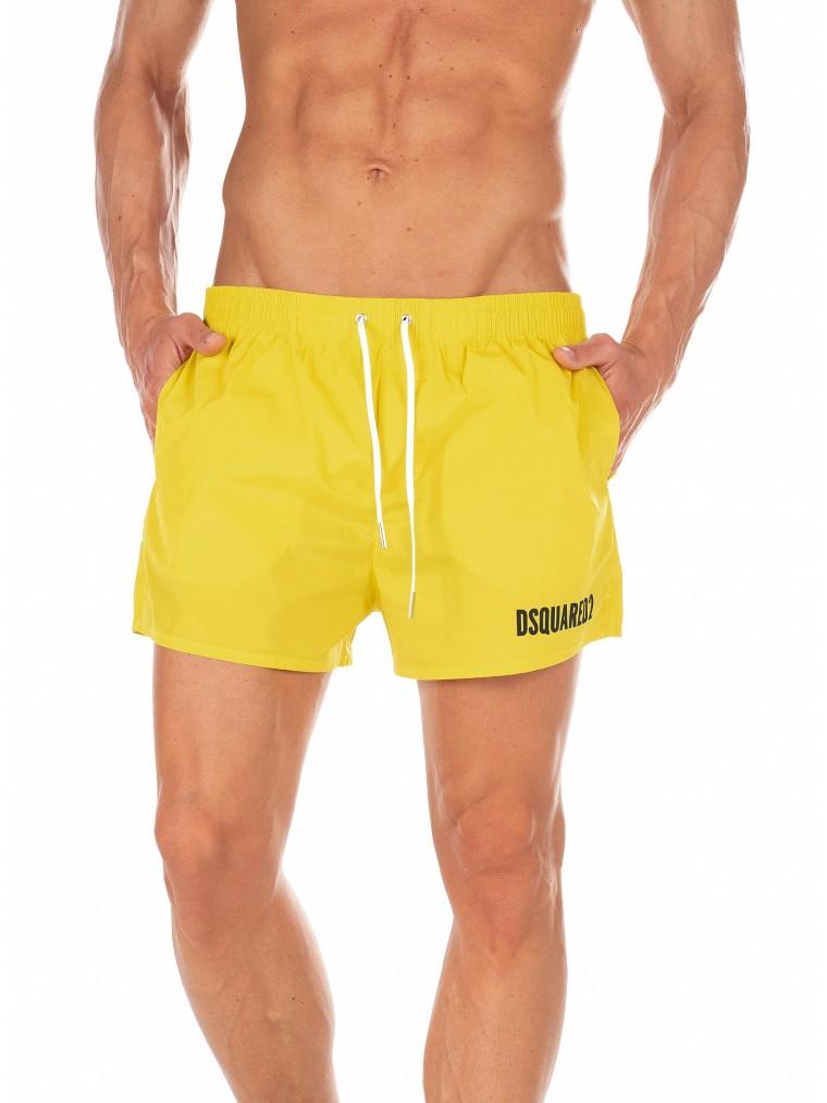 Dsquared Swim Shorts-Yellow