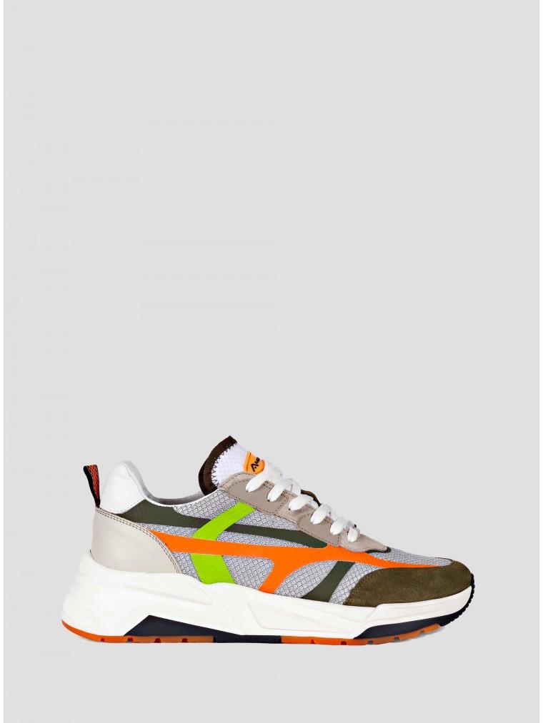 Ambitious Sneakers Fulvo-Khaki
