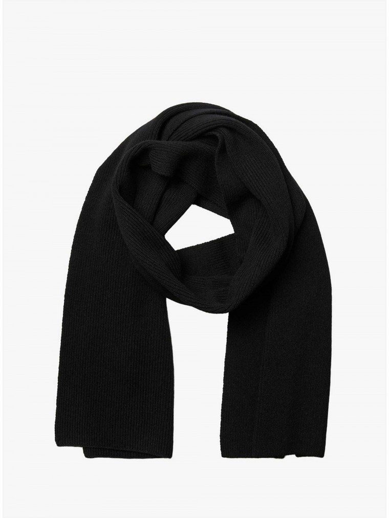 Selected Scarf Cray-Black