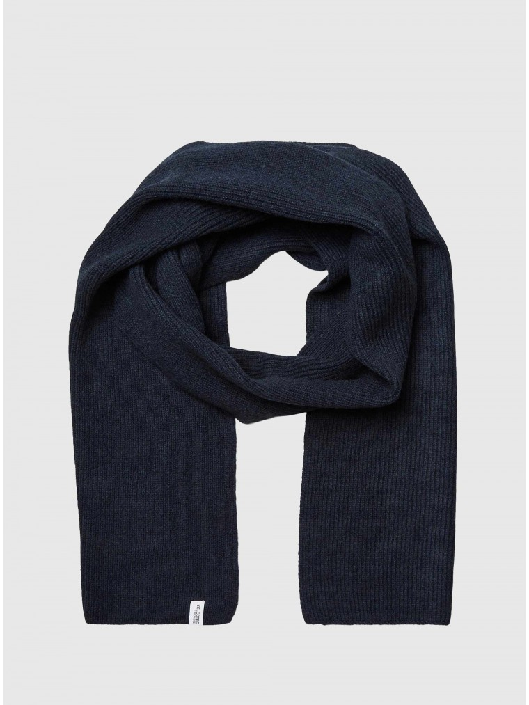 Selected Scarf Cray-Blue
