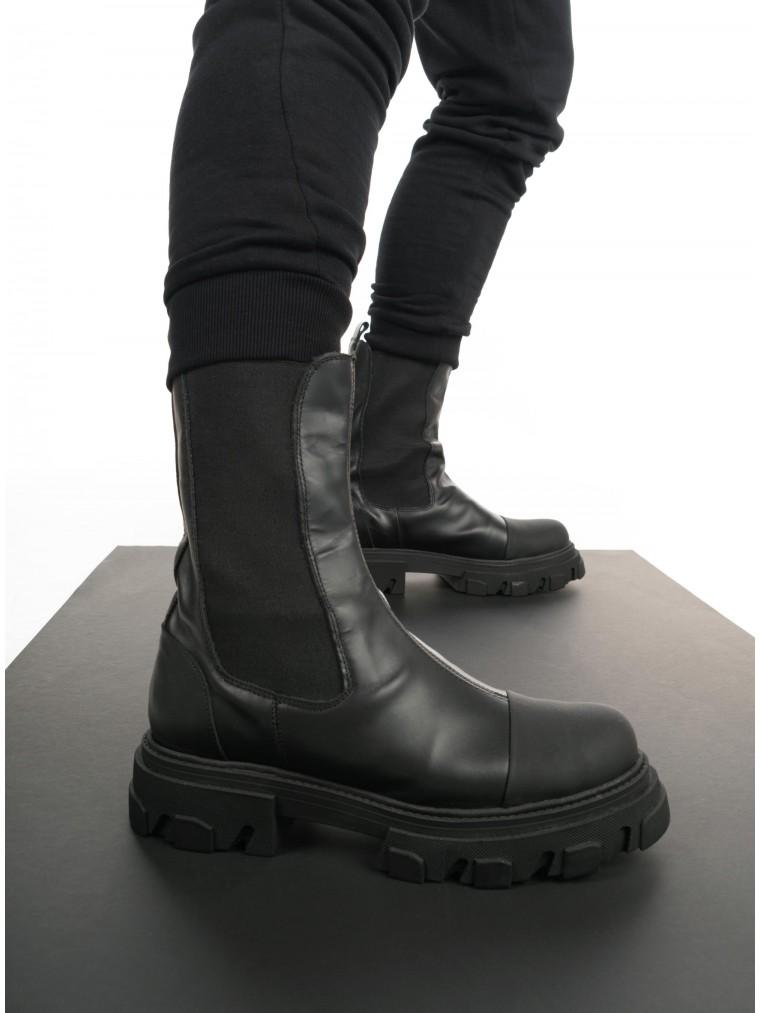 Per La Moda Boots Oslov-Black