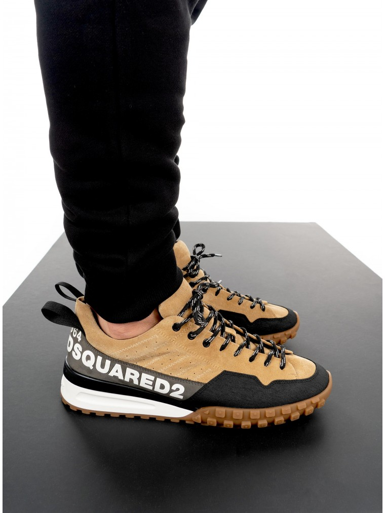 Dsquared Sneakers Legend-Camel
