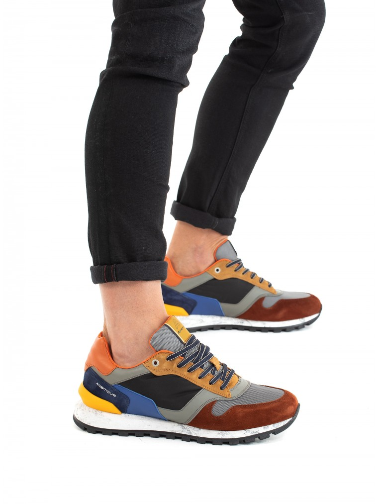 Ambitious Sneakers Sliky-Multi Colors