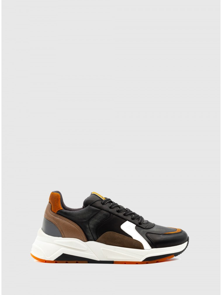 Ambitious Sneakers Fulvo-Black