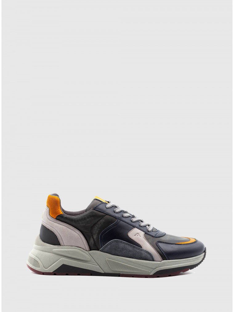 Ambitious Sneakers Fulvo-Blue