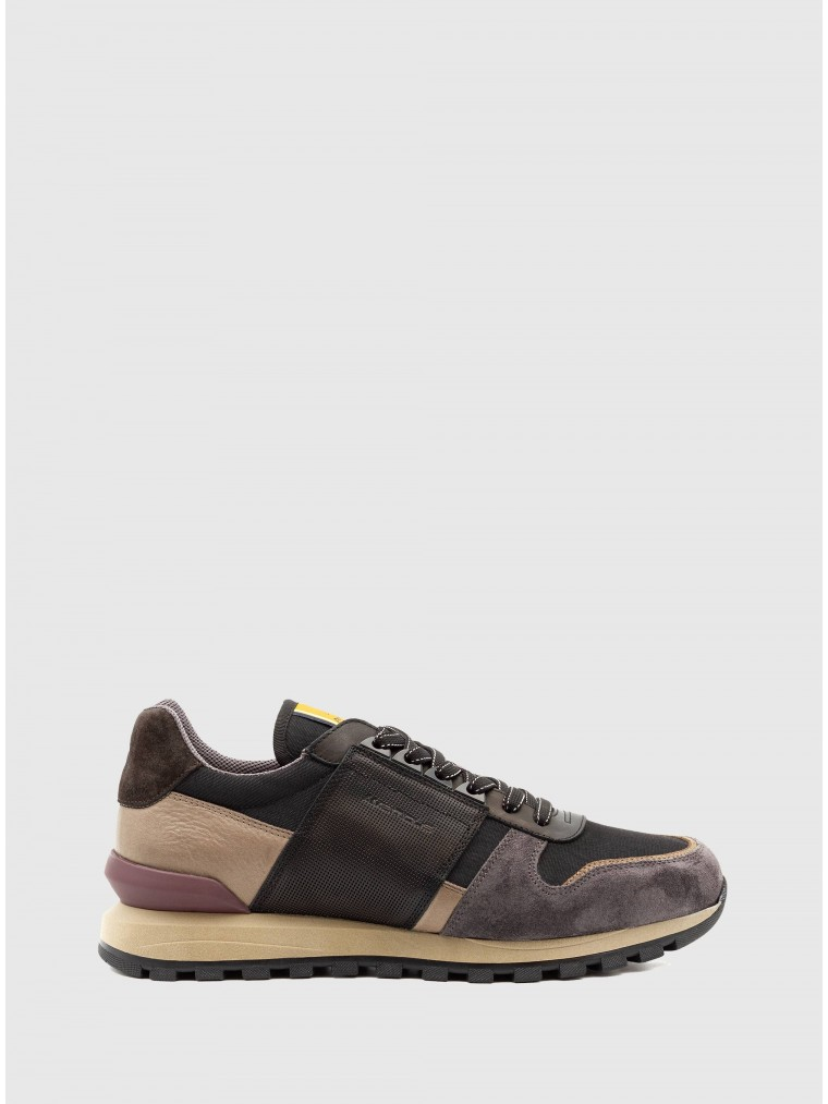 Ambitious Sneakers Silky-Black