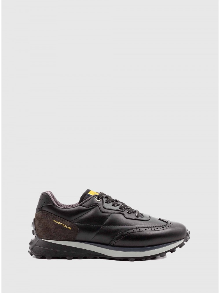 Ambitious Sneakers Riley-Black