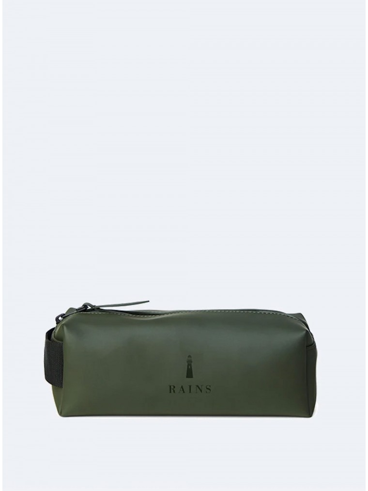 Rains Pencil Case- Green