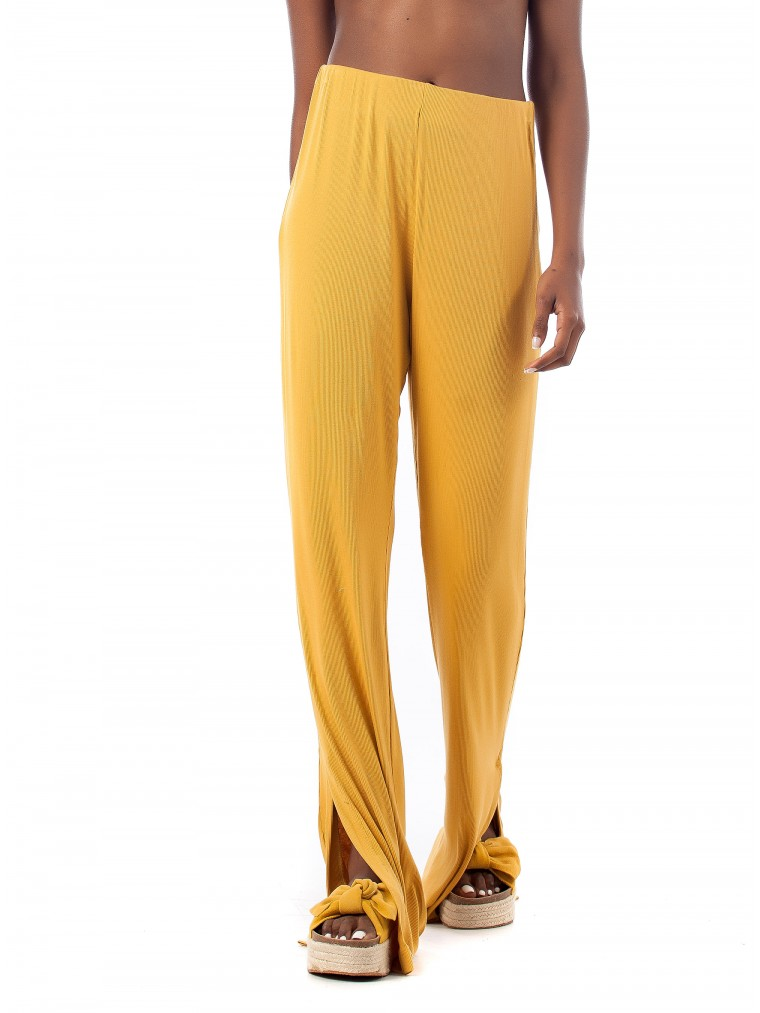 Four Minds Pants-Mustard