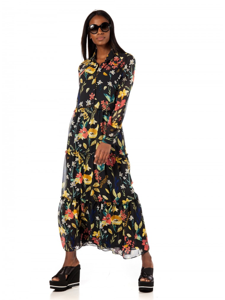 Only Dress Nora-Floral