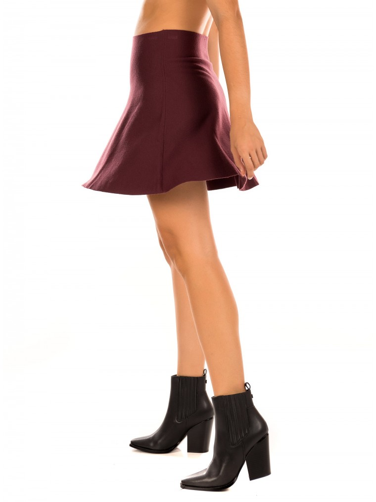 Only Skirt New Dallas-Bordeaux