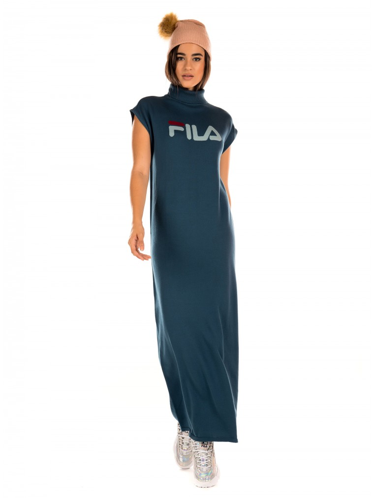 Fila Dress Effy-Petrol
