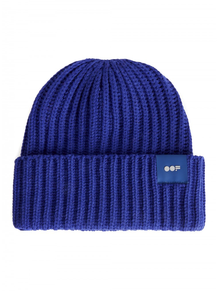 OOF Beanie-Royal Blue